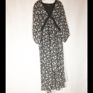 Suzanne Betro Floral Dress